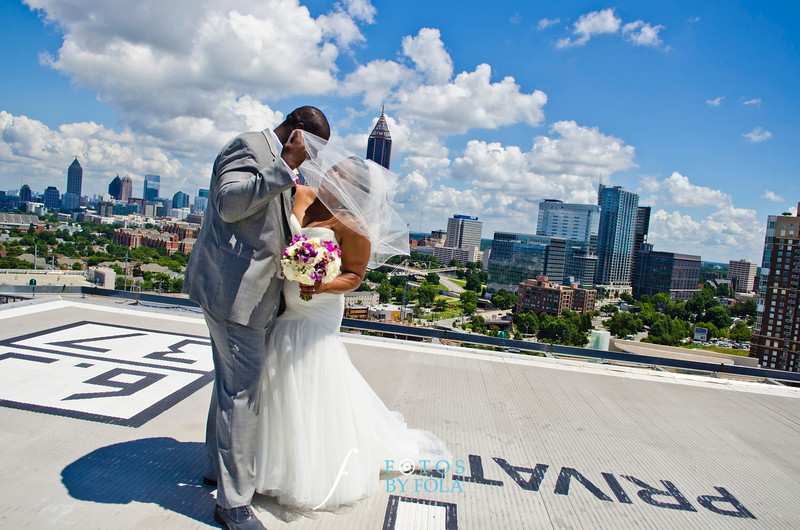 Linnea and Vincent Ventanas Wedding | Fotos by Fola | Atlanta Wedding Photographer