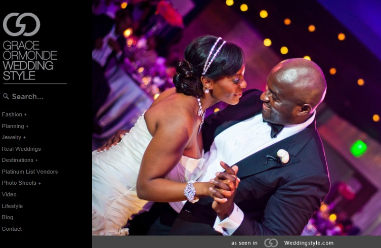 Fotos by Fola featured on Grace Ormonde Wedding Style