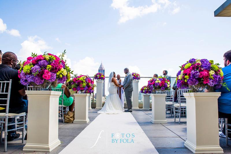 Linnea and Vincent Ventanas Wedding | Fotos by Fola | Atlanta Wedding Photographer