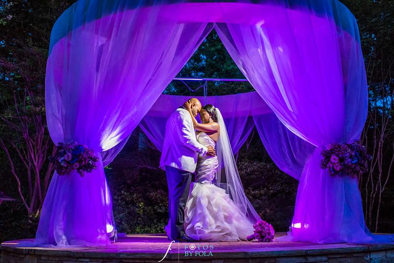 Cadesha + TJ Wedding   Wyndyam Hotel Peachtree City   Atlanta Wedding Photographers