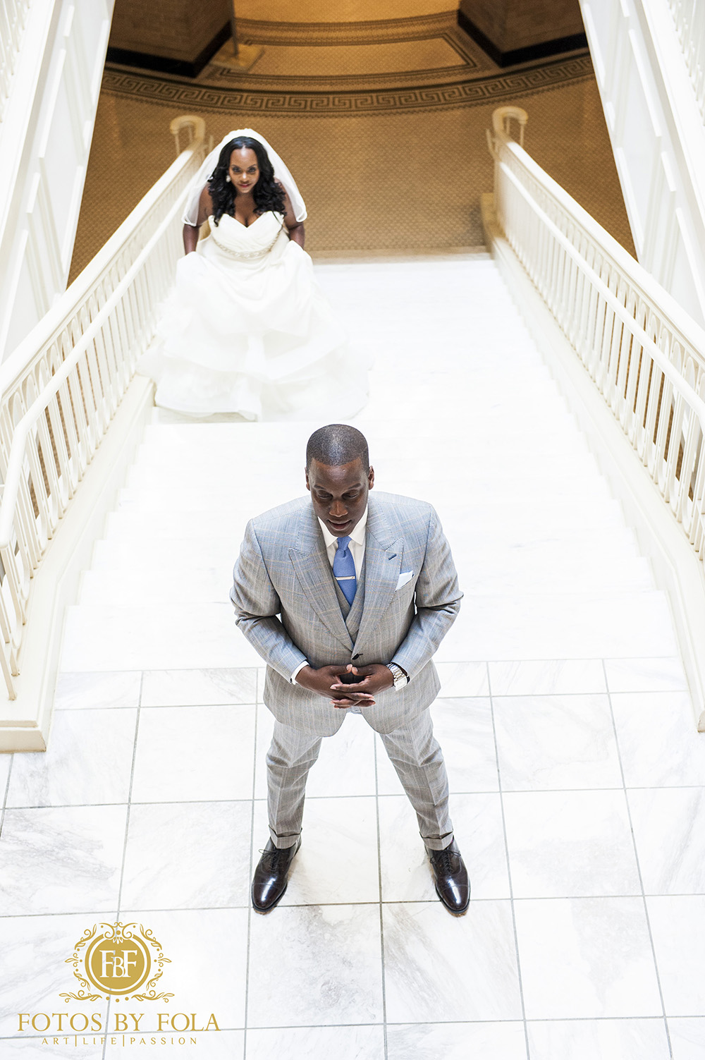 027_Georgian_Terrace_Wedding | Fotos by Fola | Atlanta Wedding Photographer