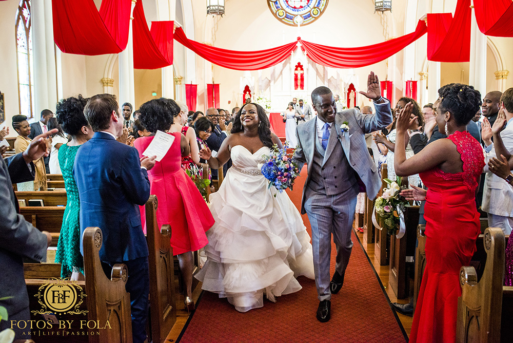 066_Catholic_shrine_of_the_immaculate_conception_Wedding | Fotos by Fola | Atlanta Wedding Photographer