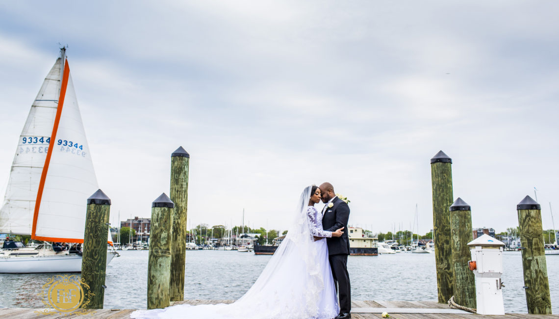 Chiamaka + Ifeanyi Annapolis Maryland Wedding | St. Anne's Church | Martin's Crosswinds | Fotos by Fola