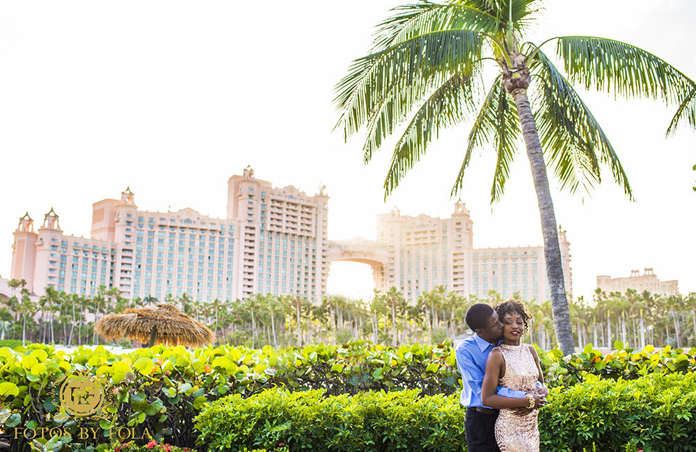 Atlantis Paradise Island Resort Bahamas | Fotos by Fola | Destination Wedding Photographer | Bahamas Wedding Photographer