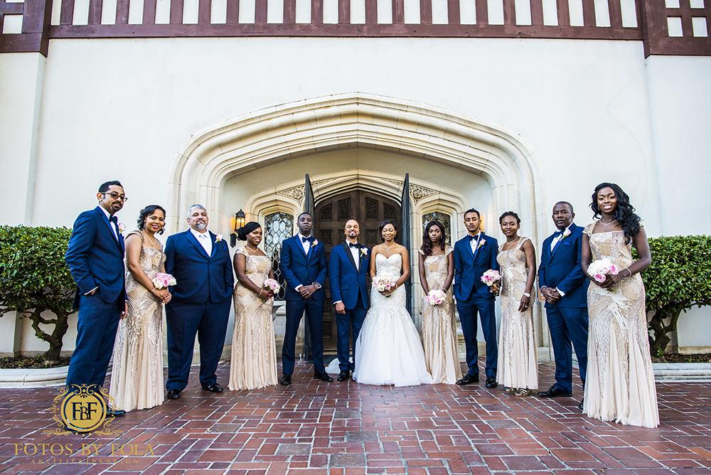 Adeola John Classic Mansion Wedding Callanwolde Fine