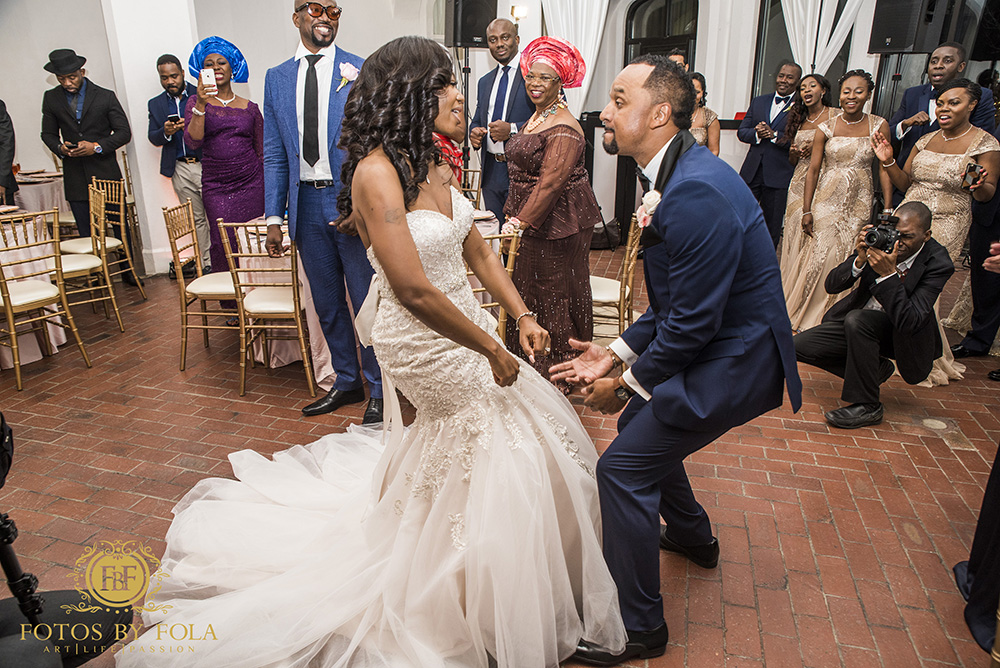 Adeola John Classic Mansion Wedding Callanwolde Fine