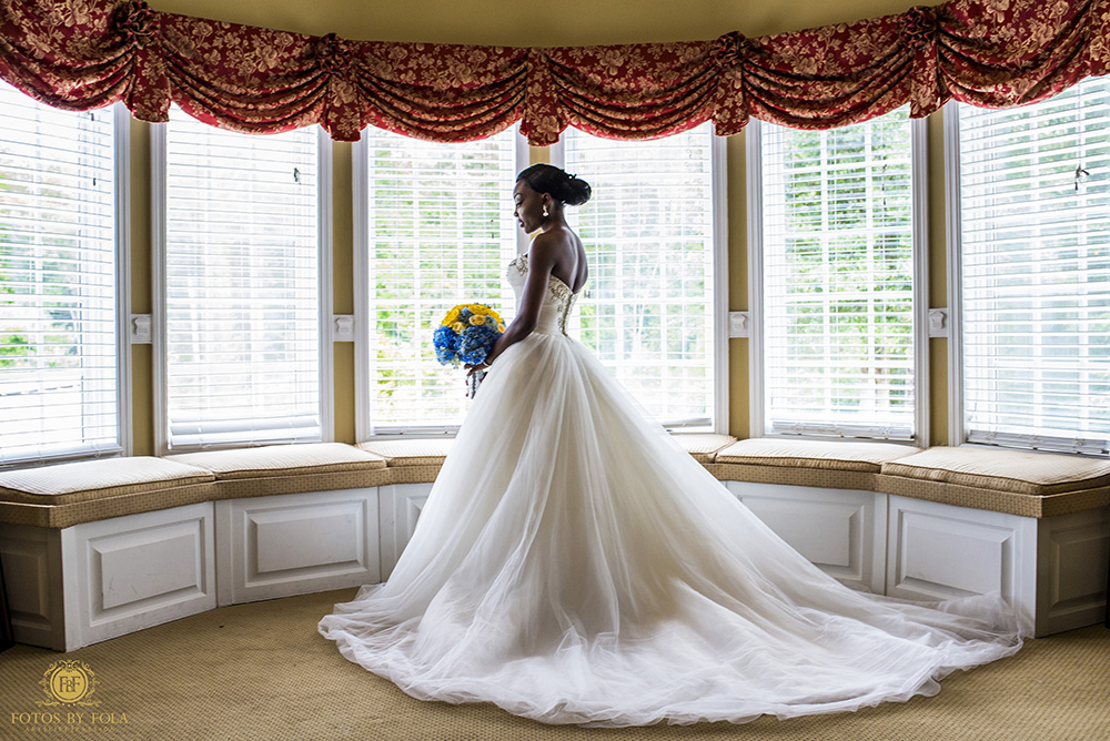 Liberian Wedding Dress