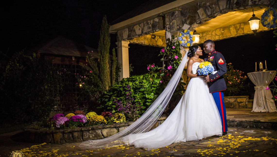 Danielle and Gboluma Liberian Wedding | Glendalough Manor | Fotos by Fola | Mide Events | Atlanta Wedding Photographers