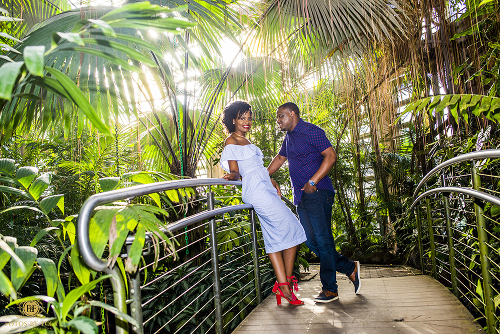 Wonderful ... Fotos By Fola | Atlanta Wedding Photographer | Atlanta Botanical Garden  | Atlantic Station 17th Street ...
