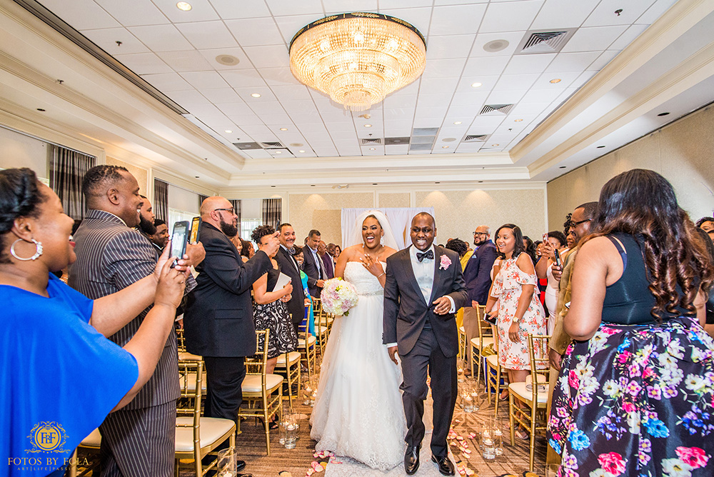Hyatt Regency Perimeter at Villa Christina Wedding | Fotos by Fola | Atlanta Wedding Photographer | Niq Williams Events