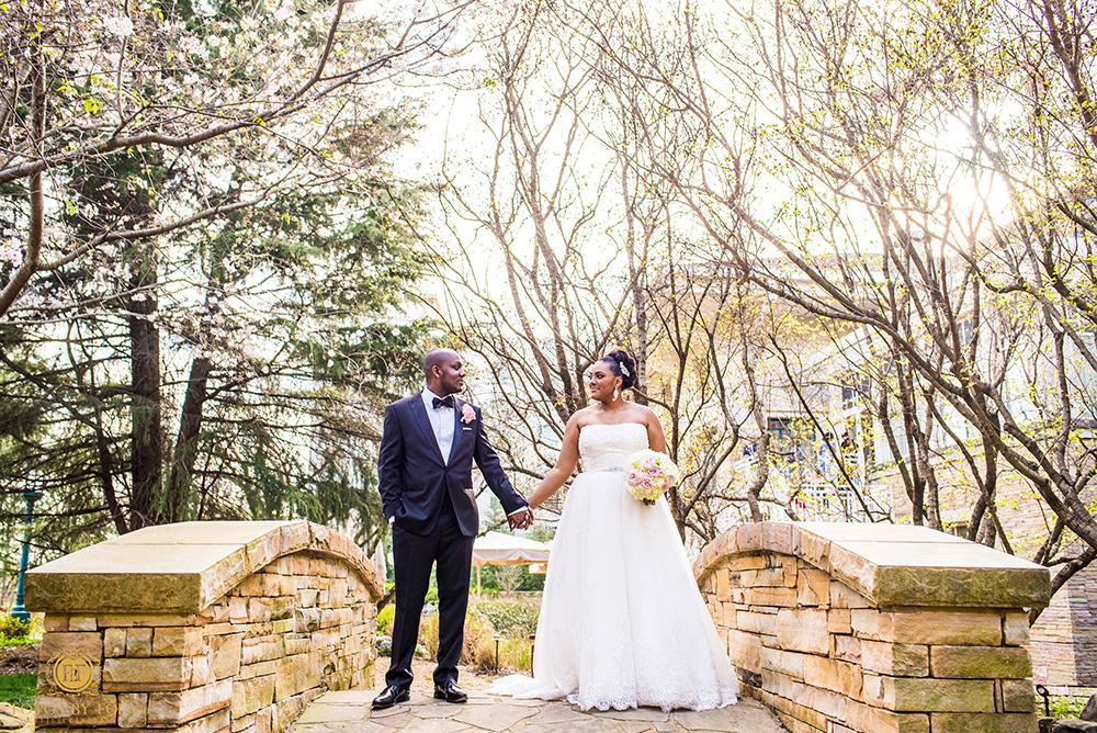Hyatt Regency Perimeter at Villa Christina Wedding | Fotos by Fola | Atlanta Wedding Photographer | Niq Williams Events