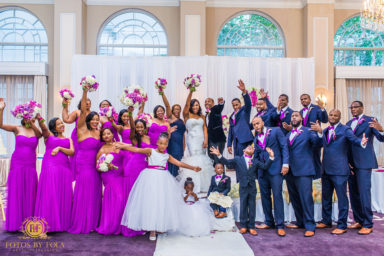 Fotos by Fola | Atlanta Wedding Photographer | Georgian Terrace Hotel Atlanta | Raven J Events