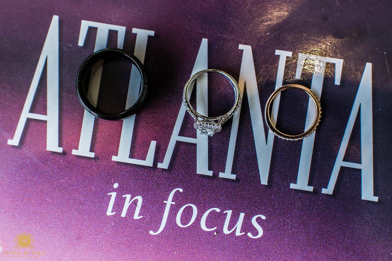 1. Fotos by Fola | Atlanta Wedding Photographer | Peachtree Club Wedding