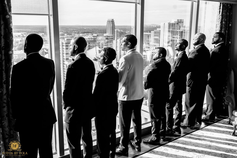 14. Fotos by Fola | Atlanta Wedding Photographer | Peachtree Club Wedding