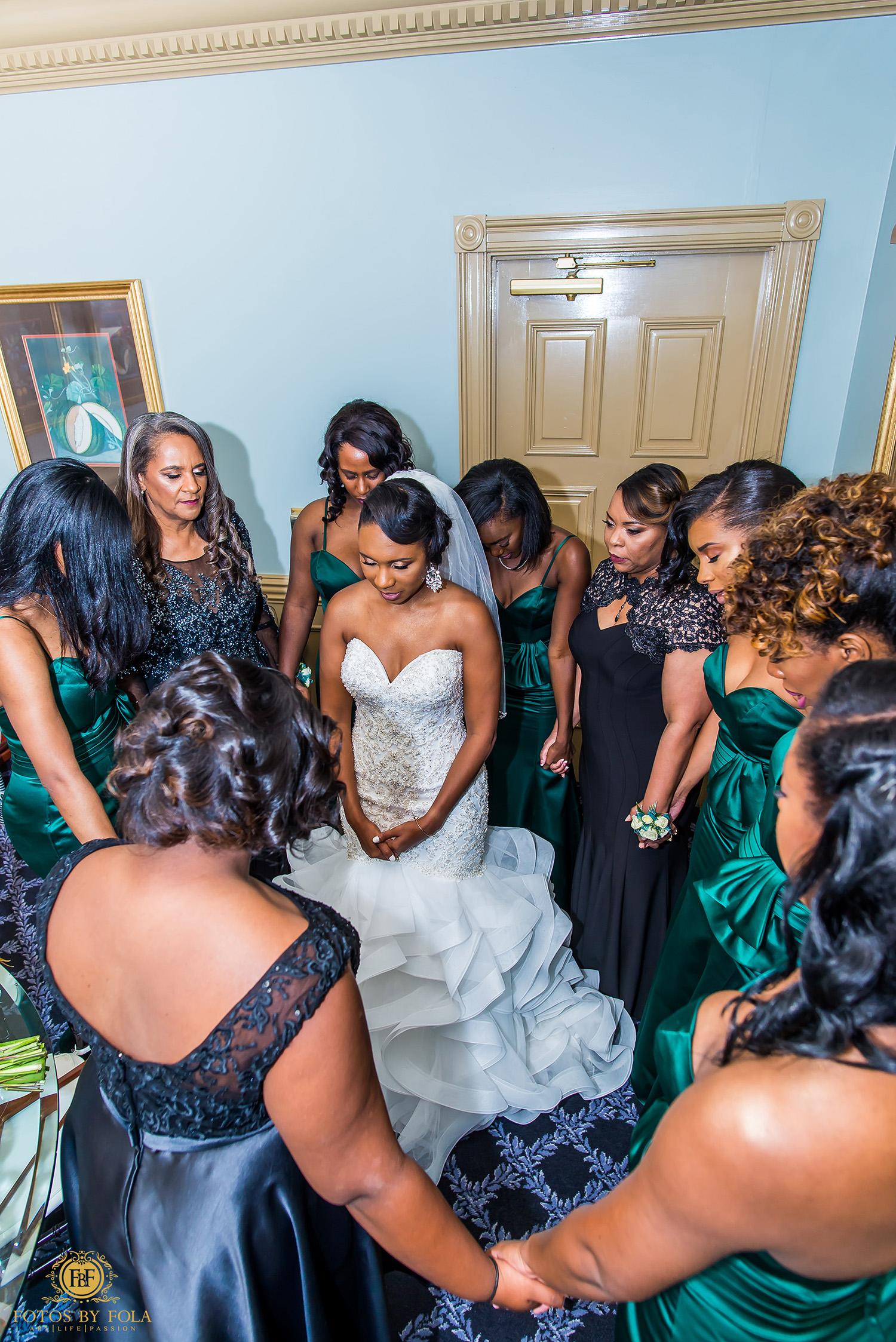 12. Fotos by Fola | Atlanta Wedding Photographer | Peachtree Club Wedding