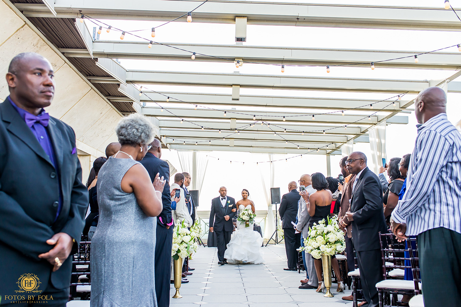 11. Fotos by Fola | Atlanta Wedding Photographer | Peachtree Club Wedding