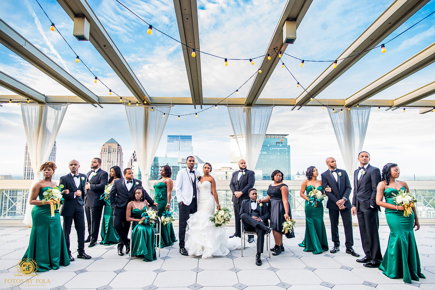 10. Fotos by Fola | Atlanta Wedding Photographer | Peachtree Club Wedding