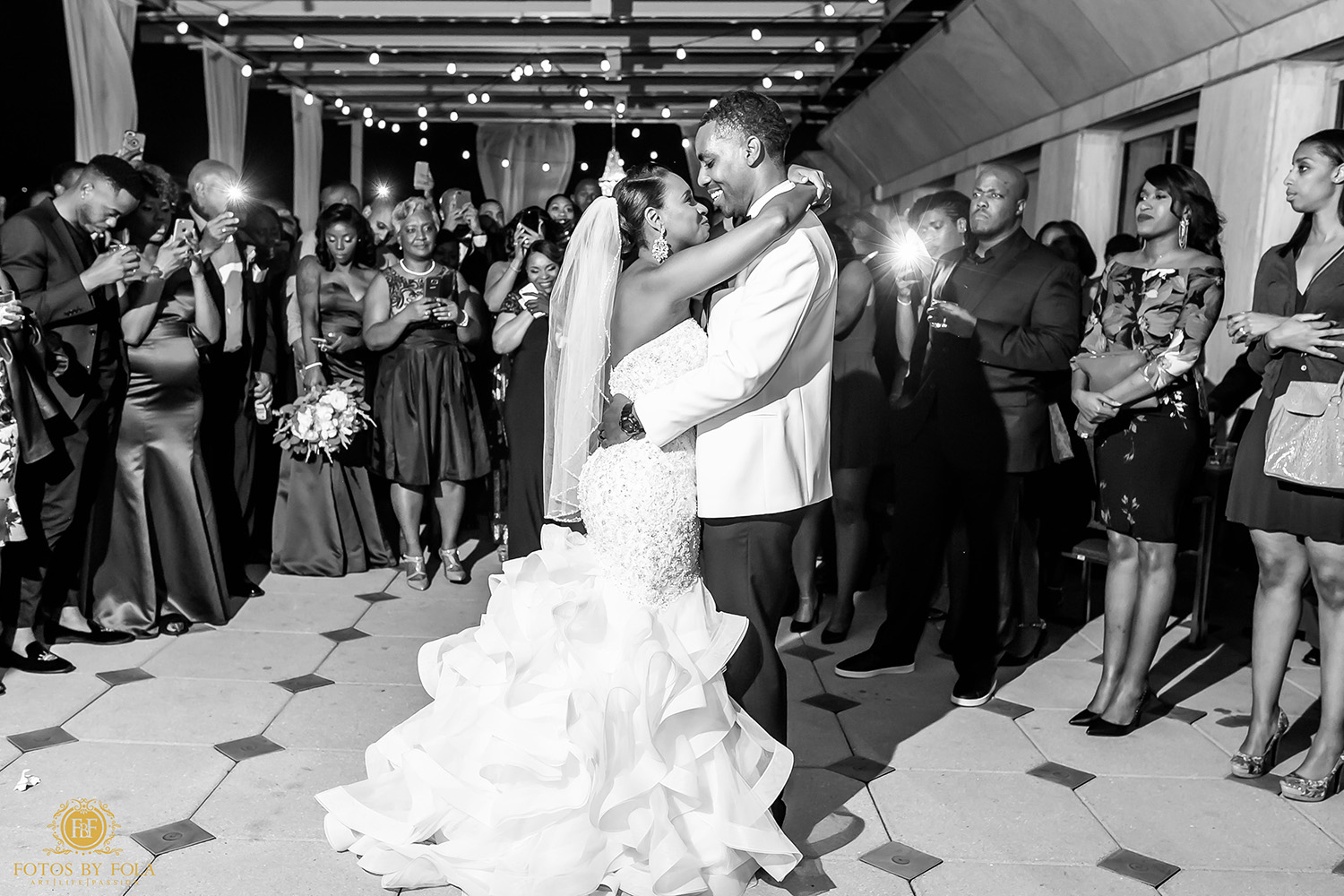 3. Fotos by Fola | Atlanta Wedding Photographer | Peachtree Club Wedding