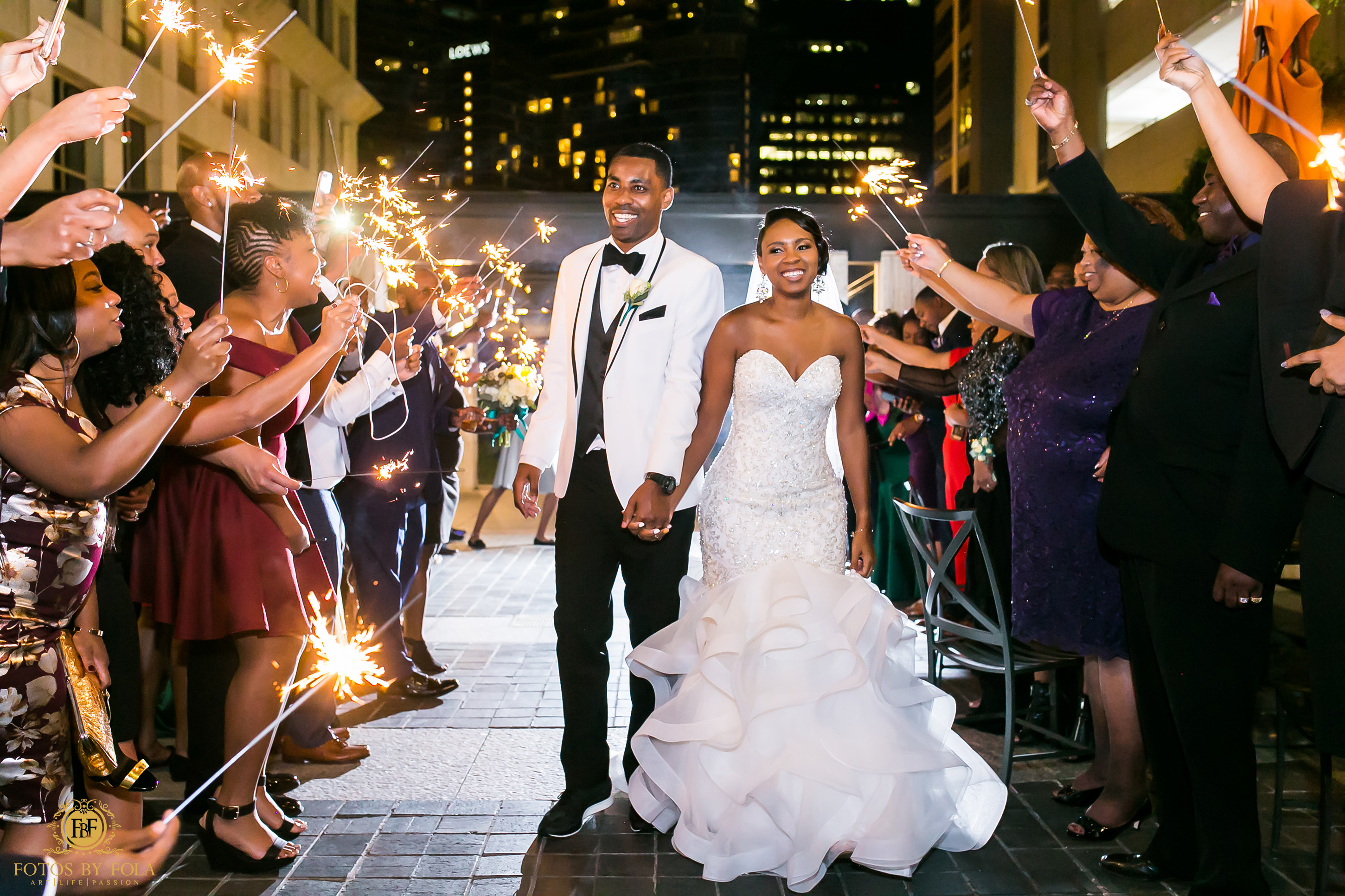 2. Fotos by Fola | Atlanta Wedding Photographer | Peachtree Club Wedding