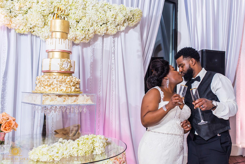 Fotos by Fola | Atlanta Wedding Photographer | Callanwolde Fine Arts Center | Loews Hotel Atlanta | Niq Williams Events