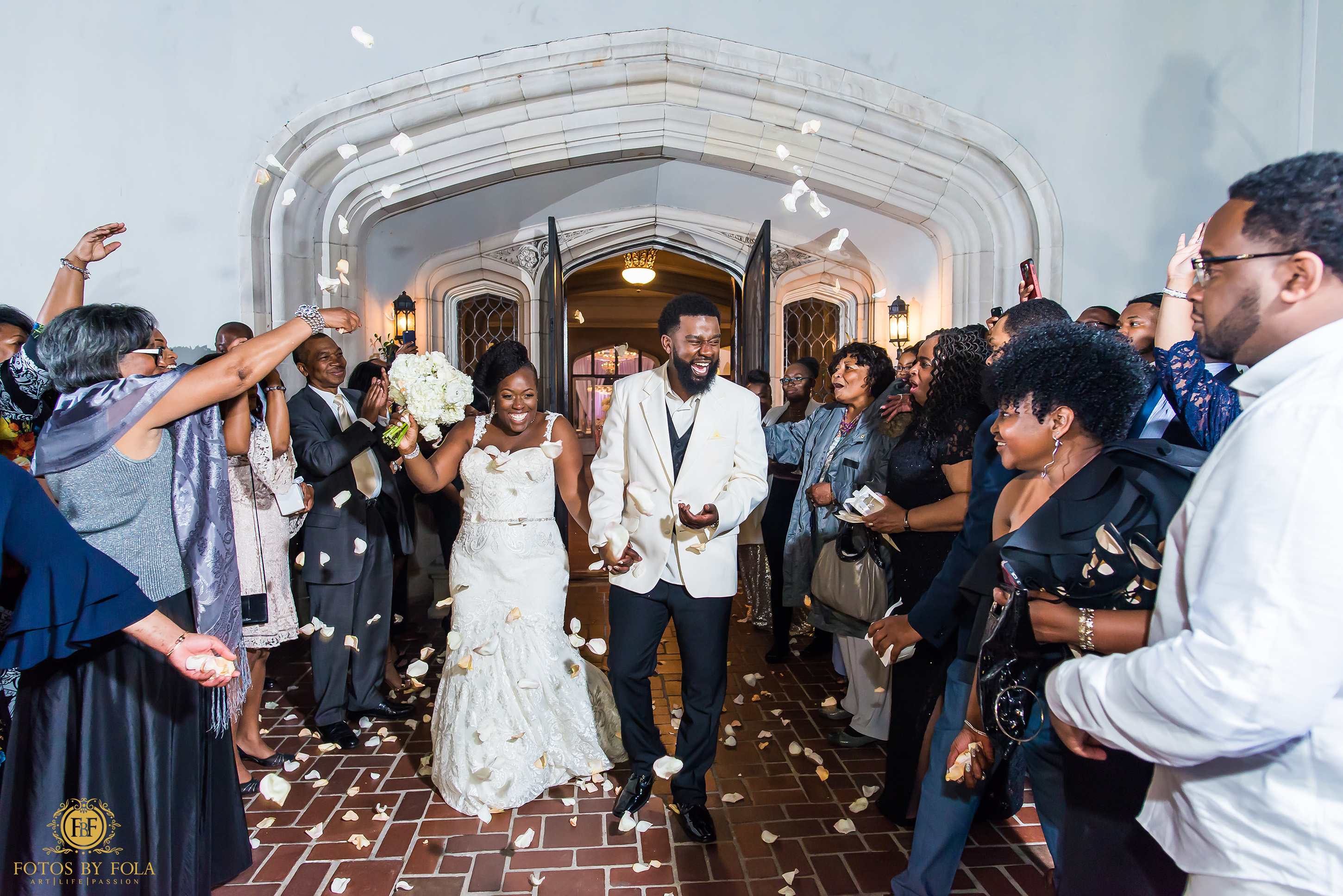 Fotos by Fola | Atlanta Wedding Photographer | Callanwolde Fine Arts Center | Loews Hotel Atlanta | Niq Williams Events