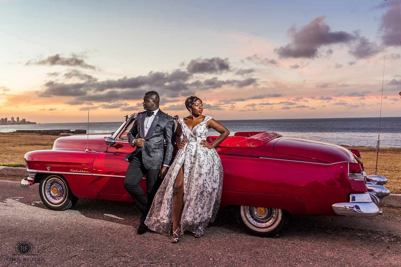 Fotos by Fola | Atlanta Wedding Photographer | Destination Wedding Photographer | Havana Cuba Engagement Shoot | La Guarida | Havana Cathedral | Santa María | Ciudad De La Habana | Cuba | Old Havana